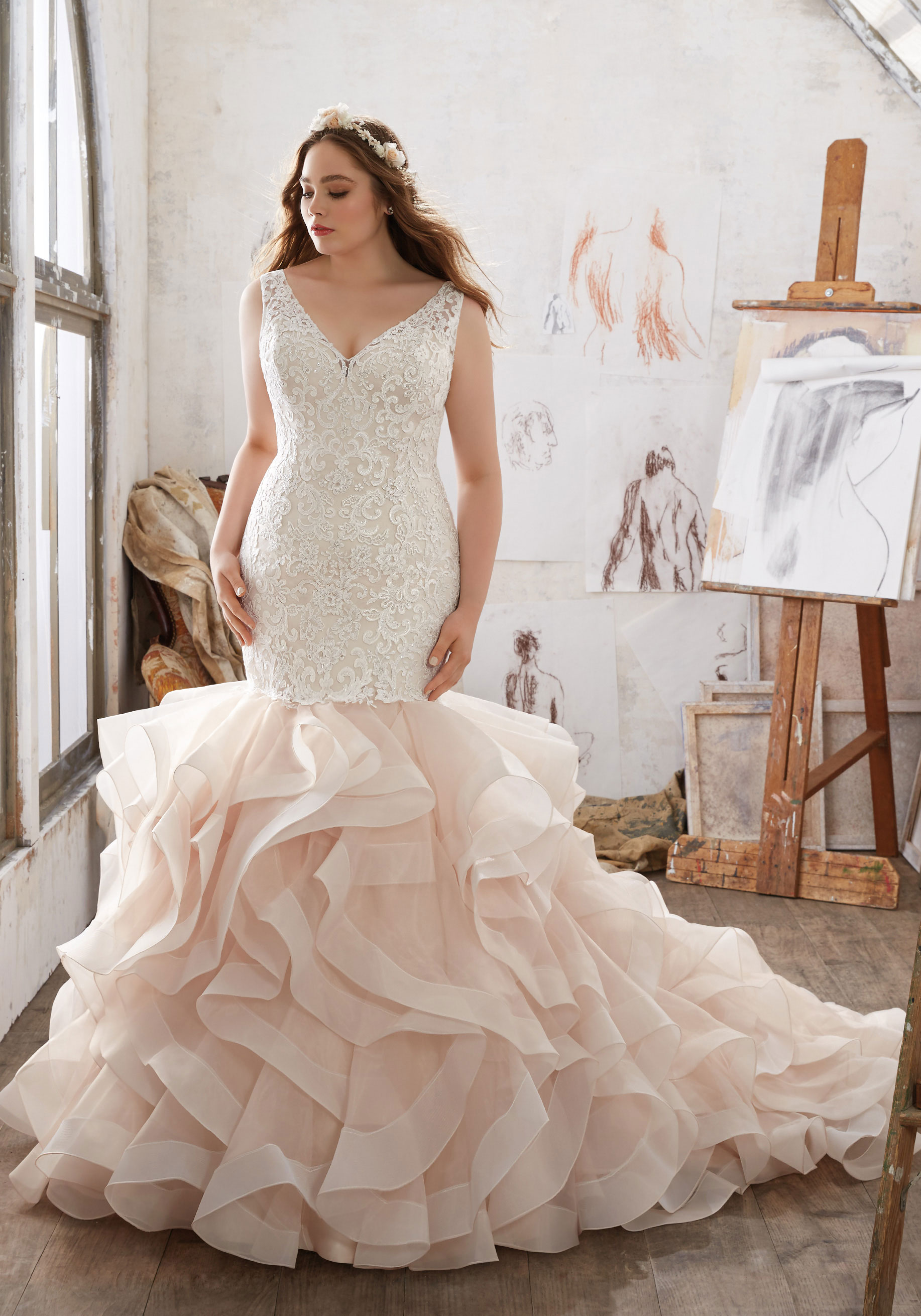 Mori Lee Julietta 3216 All About Eve Bridalwear